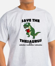 Save The Thesaurus T-Shirt