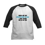 Star Trek Poem Kids Baseball Jersey
