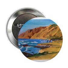 "Christmas Eve Sunset 2.25"" Button (10 pack)"
