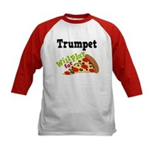 Trumpet Play For Pizza Tee