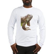 Cute Reptile party Long Sleeve T-Shirt