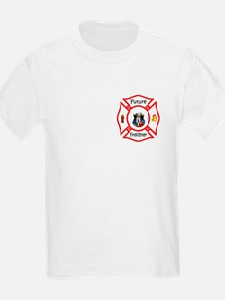 Future Firefighter Red T-Shirt