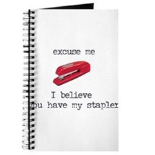 I Believe You Have My Stapler Journal