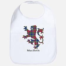 Lion - MacBeth Bib