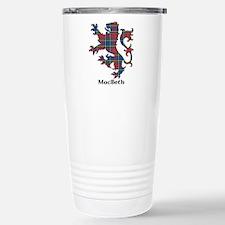 Lion - MacBeth Stainless Steel Travel Mug