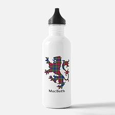 Lion - MacBeth Water Bottle