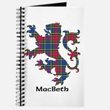 Lion - MacBeth Journal