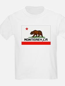 Monterey,Ca -- T-Shirt T-Shirt