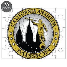 California Anaheim LDS Missio Puzzle