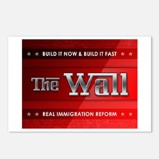 Build The Wall Postcards (Package of 8)