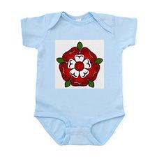 Tudor Rose Emblem Infant Bodysuit