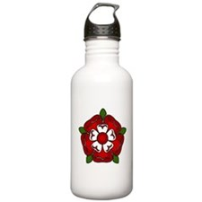 Tudor Rose Emblem Water Bottle