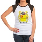 Iacobacci Coat of Arms Women's Cap Sleeve T-Shirt