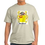 Iacobacci Coat of Arms Ash Grey T-Shirt