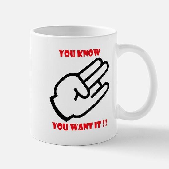 SHOCKER !! Mug