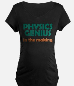 Physics Genius in the Making T-Shirt