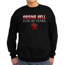 Raising Hell For 40 Years Jumper Sweater
