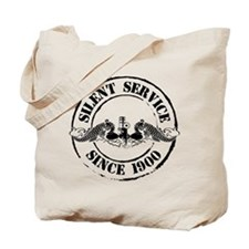 Silent Service Tote Bag