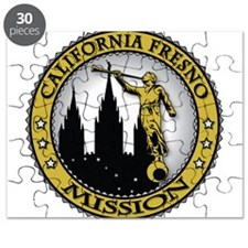 California Fresno LDS Mission Puzzle