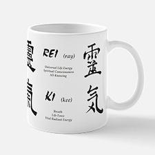 reiki-symbol Mugs