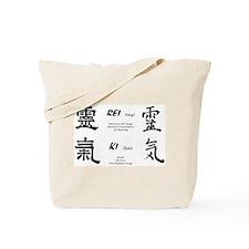Funny Reiki Tote Bag