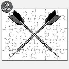 Crossed Darts Puzzle