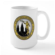 California Riverside LDS Miss Mug