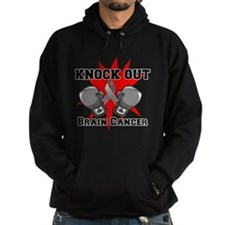 Knock Out Brain Cancer Hoodie