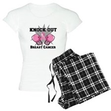 Knock Out Breast Cancer Pajamas