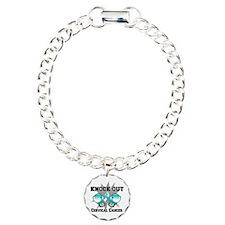 Knock Out Cervical Cancer Bracelet