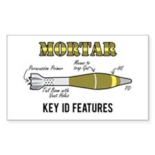 Mortar ID Decal