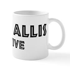 West Allis Native Coffee Mug