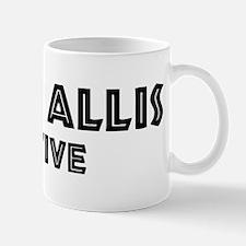 West Allis Native Mug