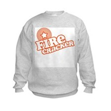 Retro Firecracker Sweatshirt