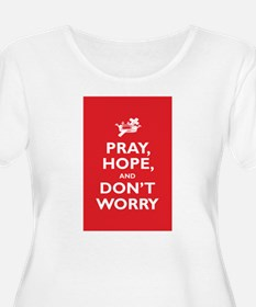 Padre Pio: Pray, Hope... T-Shirt