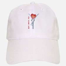 Zipper Club Baseball Baseball Cap