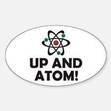 Up and Atom Decal