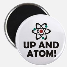 Up and Atom Magnet