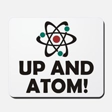 Up and Atom Mousepad