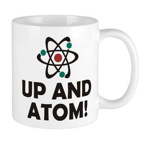Up and Atom Mug