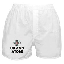 Up and Atom Boxer Shorts