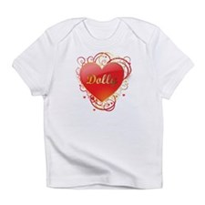 Dolly Valentines Infant T-Shirt