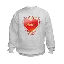 Dolly Valentines Sweatshirt