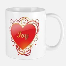Ivy Valentines Mug