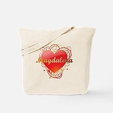 Magdalena Valentines Tote Bag