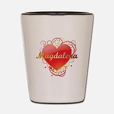 Magdalena Valentines Shot Glass