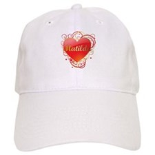 Matilda Valentines Baseball Cap