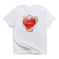 Matilda Valentines Infant T-Shirt