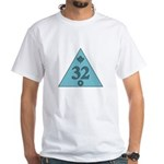 32nd Degree Canada White T-Shirt