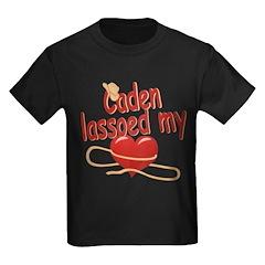 Caden Lassoed My Heart T